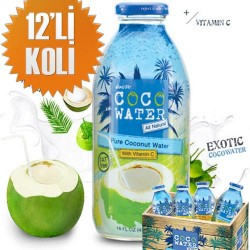 Exotic Coco Water
