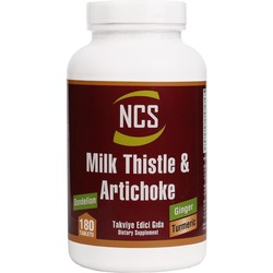 NCS - NCS Milk Thistle & Artichoke 180 Tablet