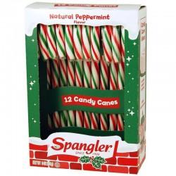 Spangler - Spangler Peppermint Nane Aromalı Baston Şeker